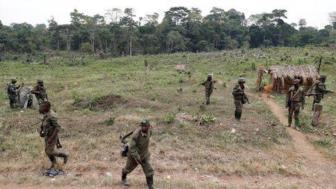 Dentro de una operación del ejército del Congo