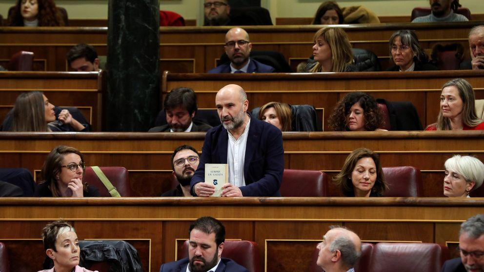 Por España o por los presos políticos: los diputados acatan con su cuña publicitaria