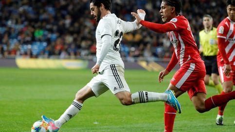 Girona - Real Madrid: horario y dónde ver en TV y 'online' la Copa del Rey