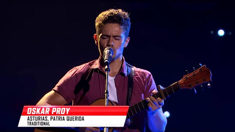 'Asturias, patria querida' triunfa en Australia: un joven entra en 'La Voz' gracias al himno