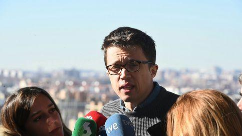La ironía de la salida de Errejón: al dejar  el escaño entra Sol Sánchez, su rival de IU