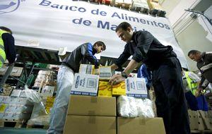Logran recoger 264 toneladas de productos para familias necesitadas