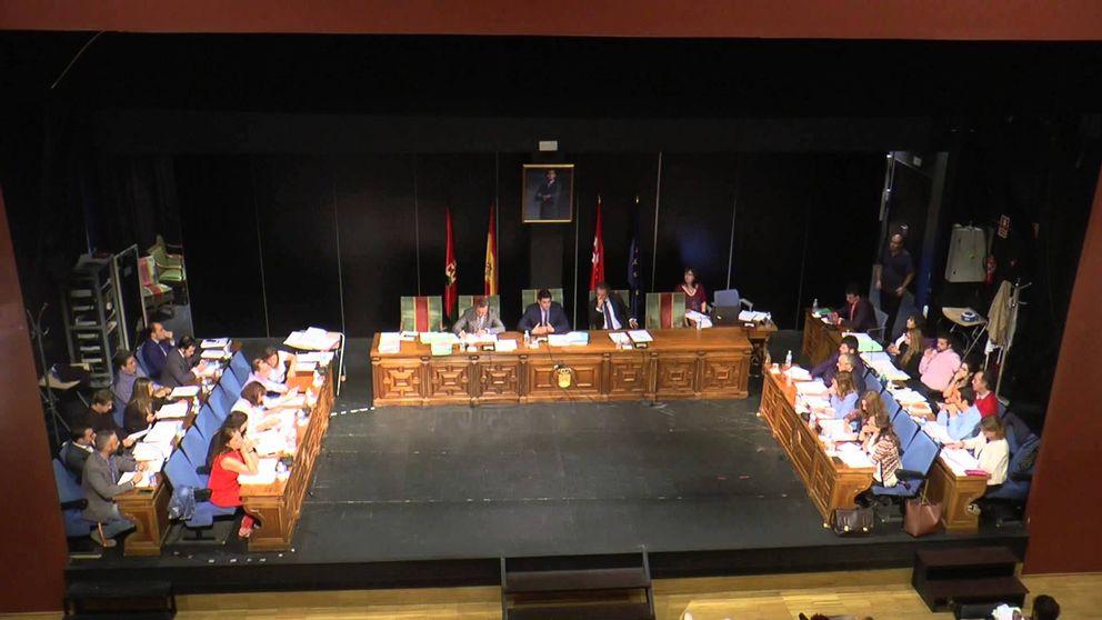 La guerra del IBI en Alcorcón: el PSOE se ahorra 20.000€; Podemos pide que paguen