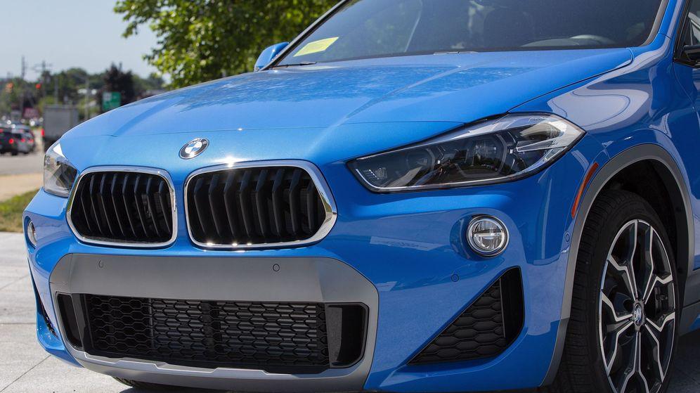 Foto: Prototipo de un BMW. (EFE)