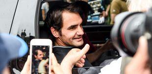 Post de Federer es un niño: radiografía de sus últimos raquetazos