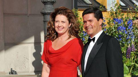 Carlos Morales, marido de Alexia de Grecia, el royal trabajador al que ayuda el Gobierno