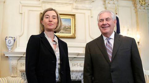Mogherini y Tillerson abogan por estrechar las relaciones entre Europa y EEUU