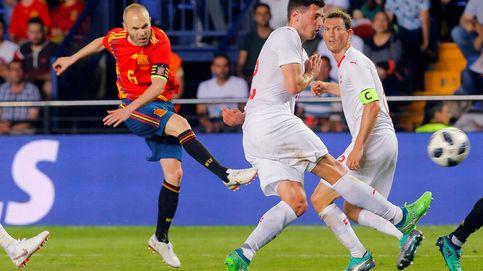 España vs Suiza, en directo: empate en el primer partido clasificatorio
