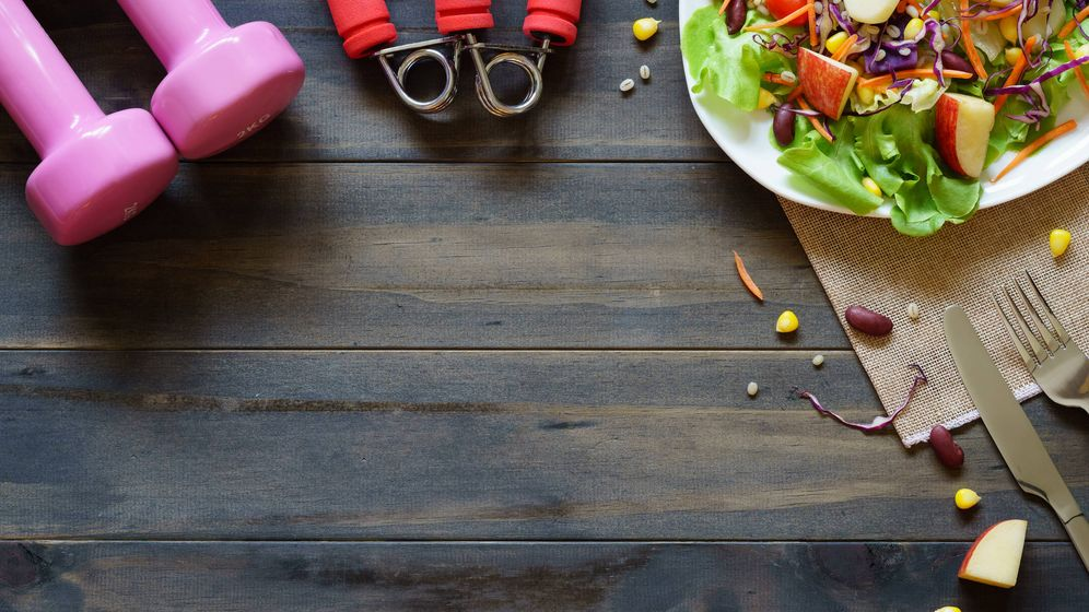 Foto: Ejercicio y dieta, claves para activar tu metabolismo. (iStock)