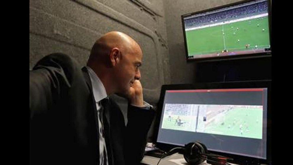 La tecnología nos lleva directamente hacia otro fútbol