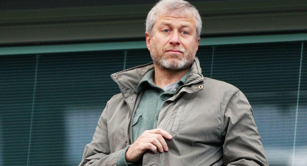 Foto: Roman Abramovich en una foto reciente de Getty.