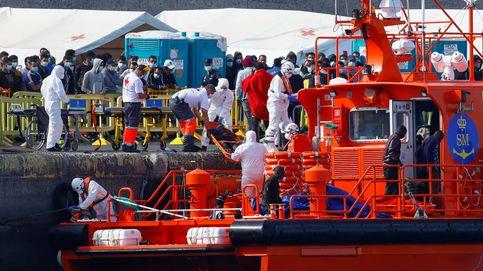 Unos 52 inmigrantes llegan a las costas de Canarias en las últimas horas