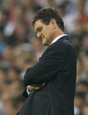 Aplazado el finiquito de Fabio Capello