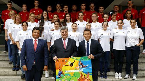 Carballo lleva la gimnasia a Río: He intentado dirigir con la mente fría