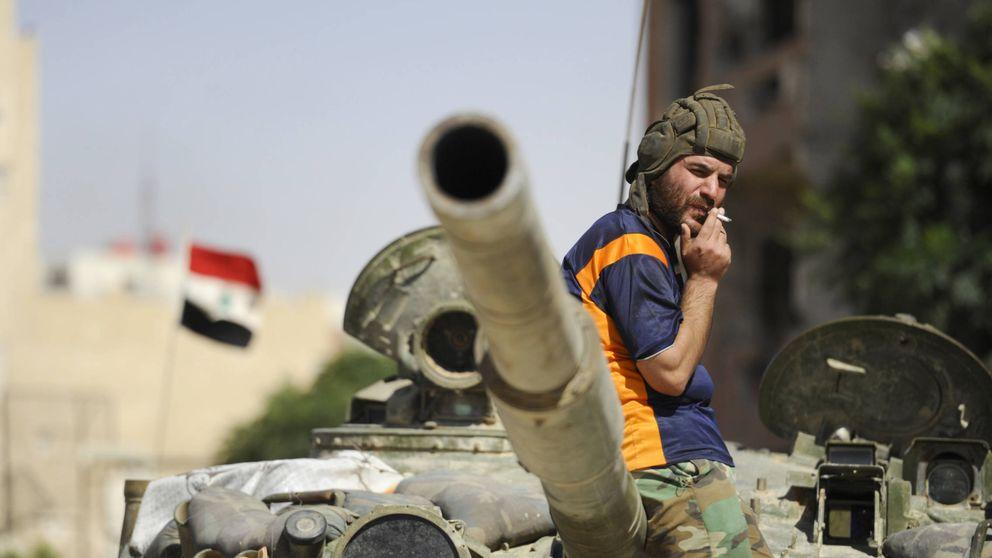 Pagas 8.000 euros o te entrenan unos meses y luchas: hablan los desertores de Assad
