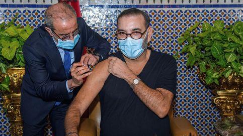 El gran cambio físico del rey Mohamed de Marruecos: reaparece mucho más delgado