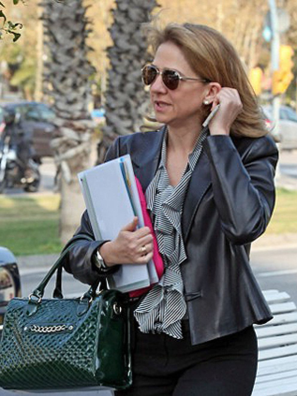 Foto: La infanta Cristina planea abandonar Washington y regresar a Barcelona