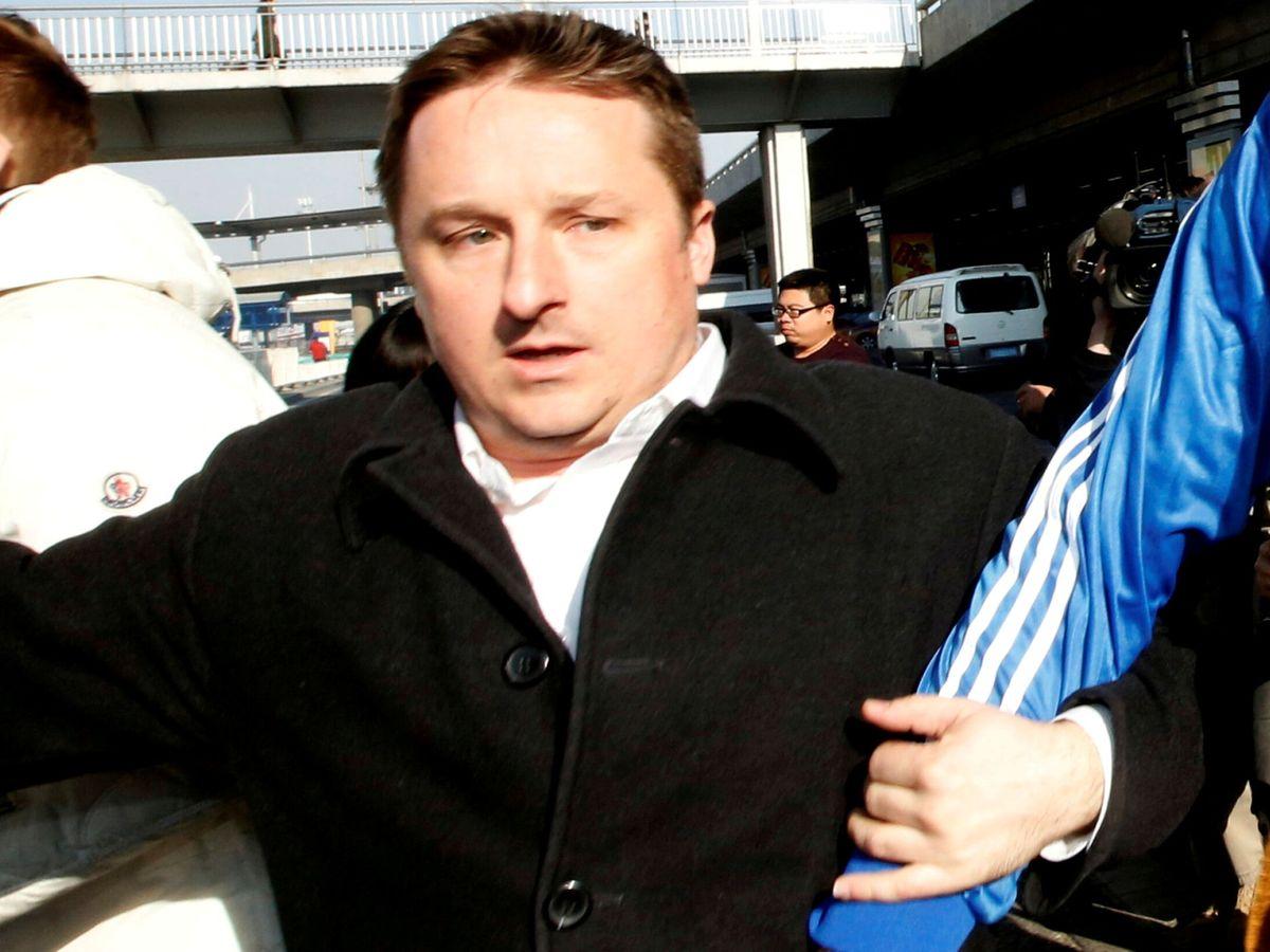 Foto: Foto de archivo del canadiense condenado en China (Reuters)