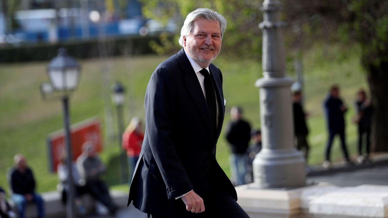 El exministro Íñigo Méndez de Vigo. (EFE)