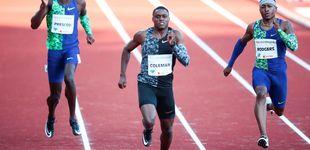 Post de Christian Coleman, el heredero de Usain Bolt en riesgo de suspensión por dopaje