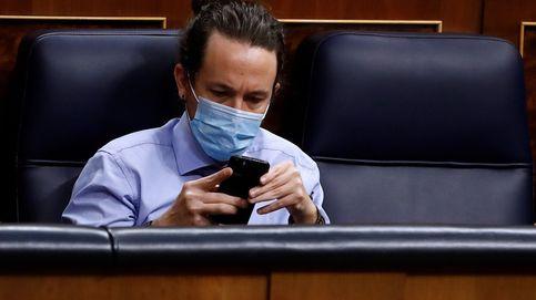 IU se desmarca del contrato con Neurona y apunta a la supervisión de Podemos