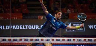 Post de El espectacular punto de Lucho Capra en el Keler Bilbao Open