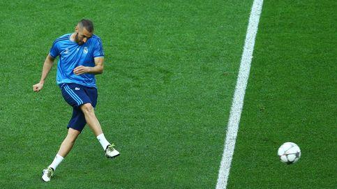 El Real Madrid cruza los dedos con la delicada cadera de Karim Benzema