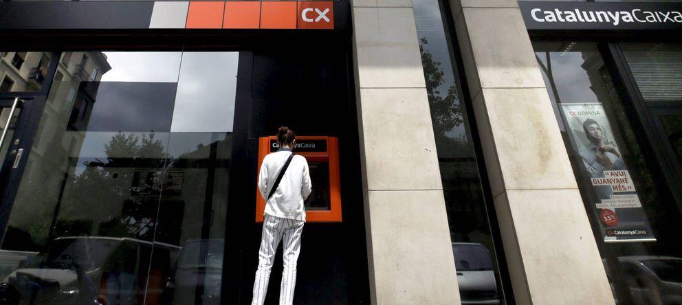 Noticias de caixabank la puja de santander y la caixa for Cajeros santander para ingresar dinero