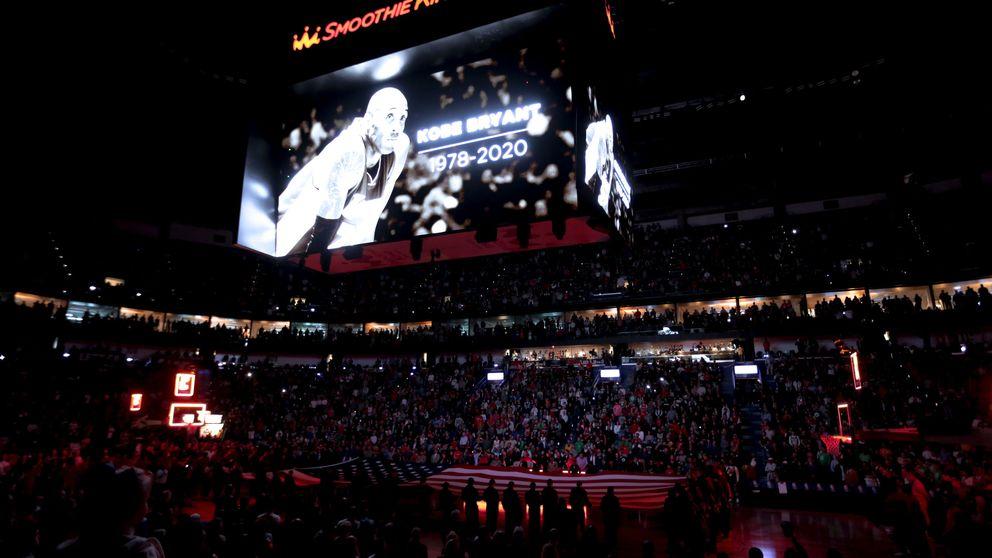 La NBA llora la muerte de Kobe Bryant: No puedo decirles que salgan a jugar