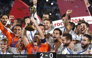 El Real Madrid, campeón del Mundo doce años después