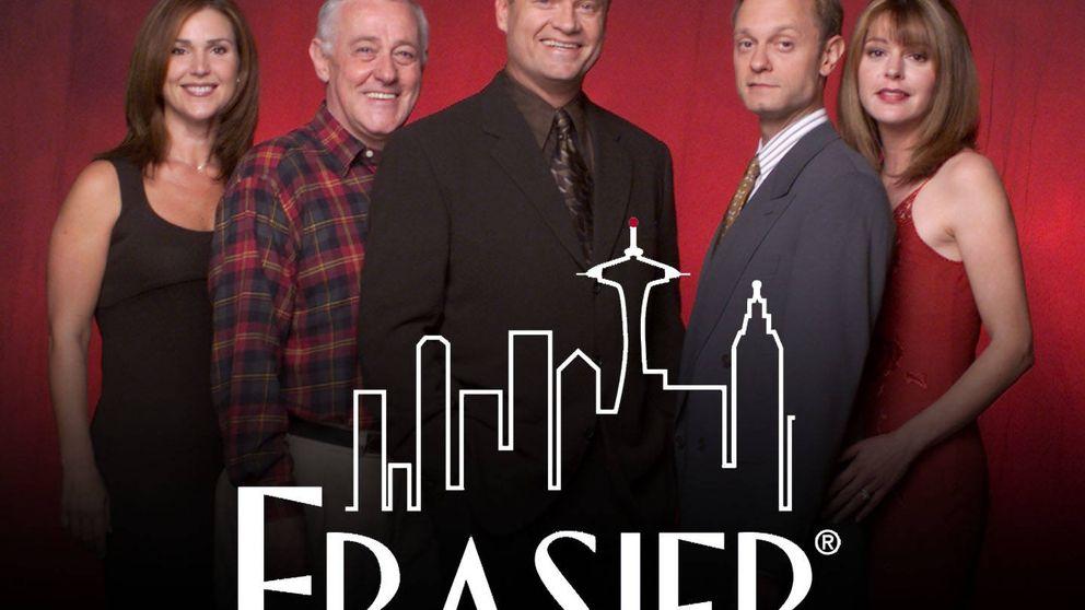 'Frasier', la serie destronada por 'Juego de Tronos' como la más premiada