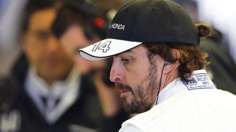 La muy Honda sima en la que están metidos McLaren y Fernando Alonso