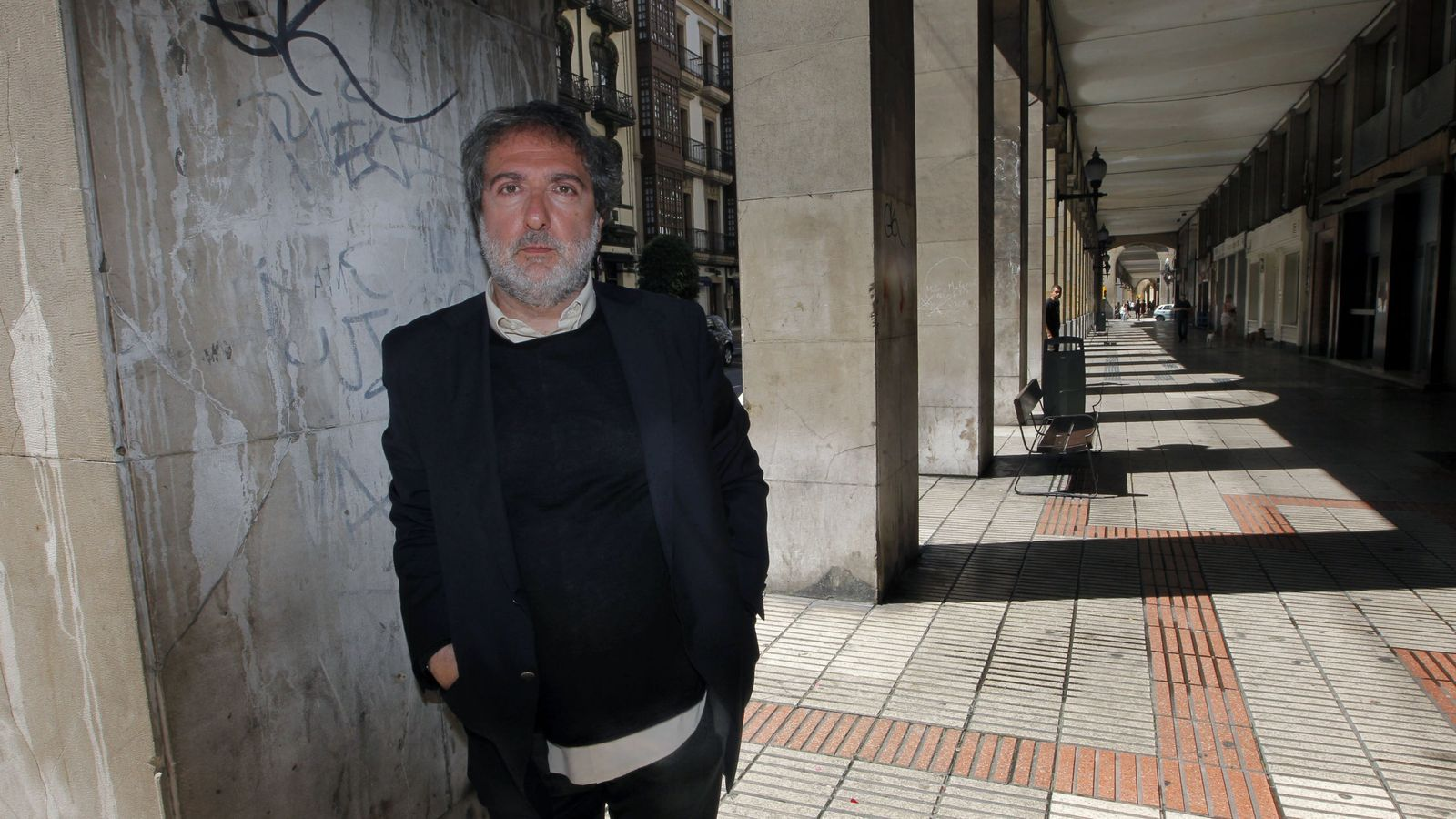 Foto: El creador de 'El Ministerio del Tiempo', Javier Olivares (Efe)