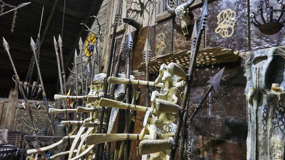 Vuelve 'Vikingos': Adéntrate en el set de rodaje de la serie en Irlanda