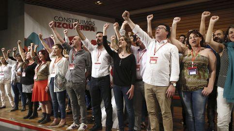 Garzón integra a las minorías en su ejecutiva y da paso a una nueva generación