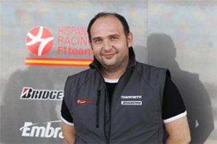 Foto: HRT sigue con la españolización y deja de contar con Colin Kolles, su jefe de equipo