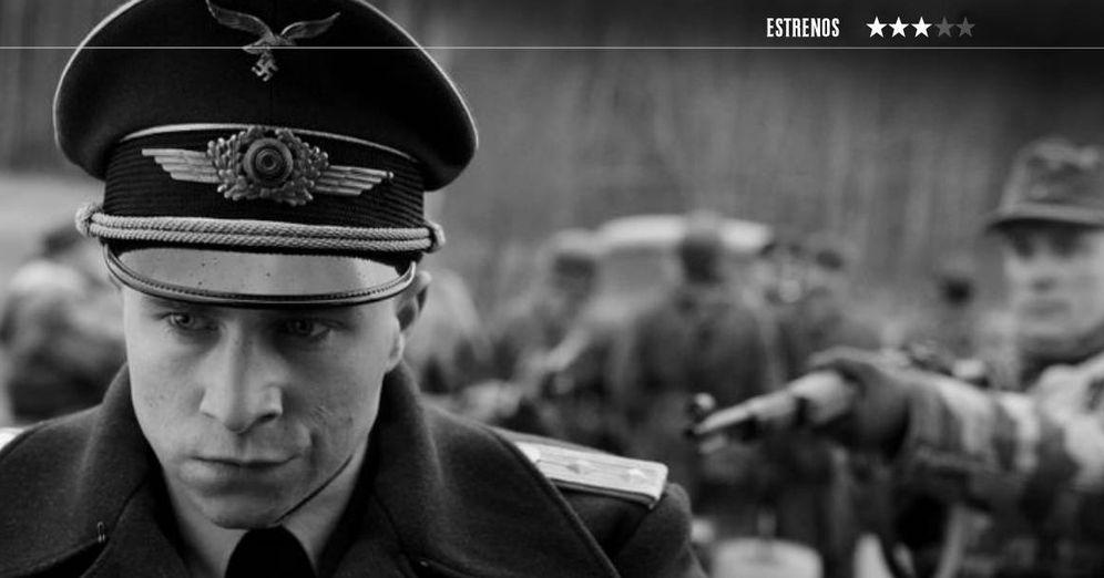 Foto: Max Hubacher es el protagonista de 'El capitán'. (Karma)