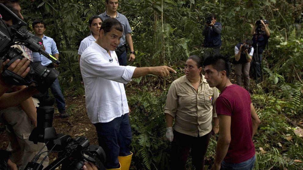 Chevron, de plaga medioambiental a víctima por un Ecuador corrupto