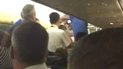 Una pelea a bordo de un avión obliga a Ryanair a desviar su ruta