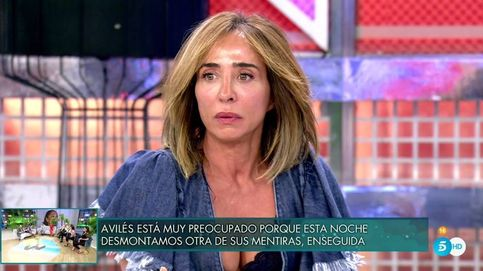 María Patiño pierde un diente en directo y las redes se parten de la risa