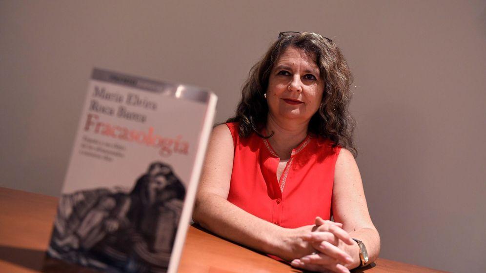 Foto: La historiadora María Elvira Roca Barea. (EFE)
