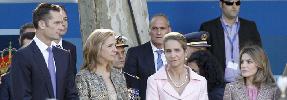 La infanta Elena, la mediadora de la Familia Real