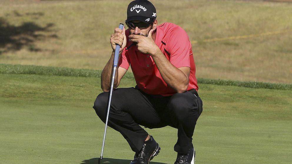 Álvaro Quirós estalla contra el juego lento en el golf: Son unos tramposos
