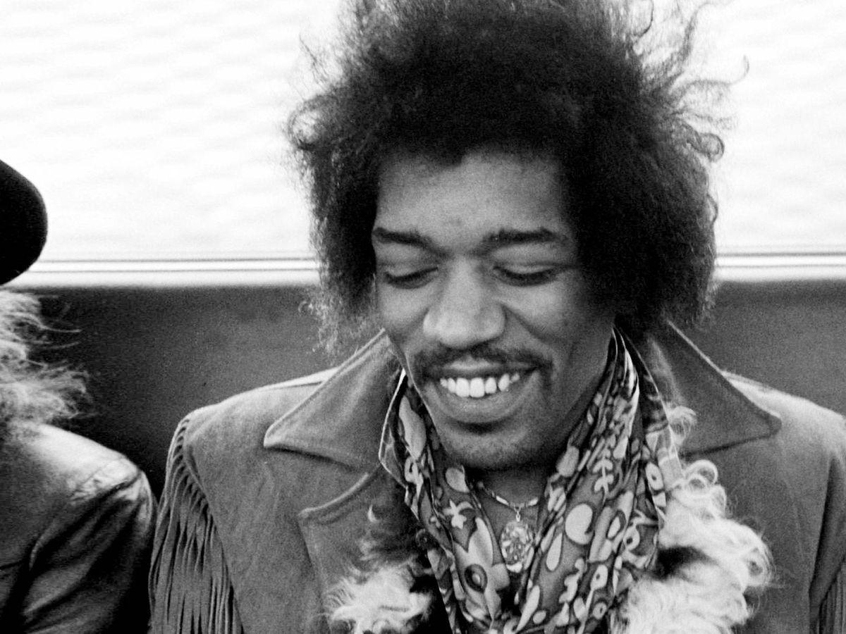 Foto: Jimi Hendrix. (CP)