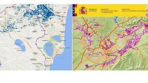 Los mapas que demuestran que la inundación iba a pasar... y volverá a pasar