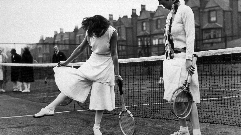 La pionera en llevar pantalones en el deporte fue una española con historia de leyenda
