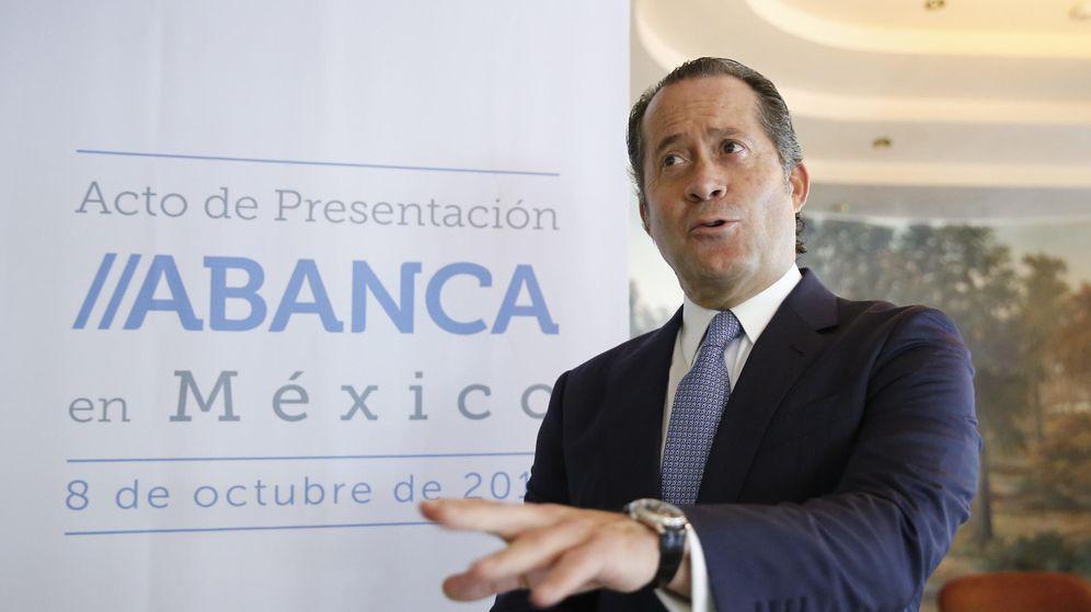 Foto: El nuevo presidente de Abanca, juan Carlos Escotet (Efe)