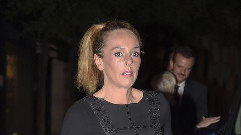 Rocío Carrasco presume de alianza (pero no de marido) ante Penélope Cruz