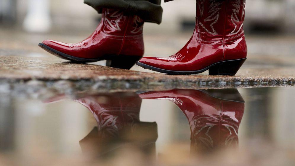 Foto: Botas de cowboy. (Imaxtree)