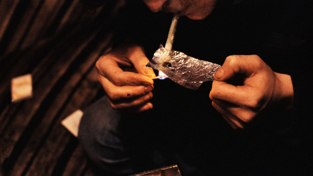 Foto: El consumo de heroína ha repuntado en países como EEUU o España. (Corbis)